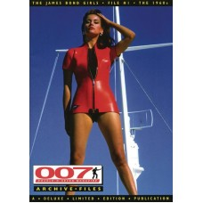 007 MAGAZINE PRESENTS BOND GIRLS O/T 1960