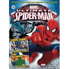 ULTIMATE SPIDER-MAN MAGAZINE #18