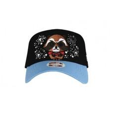 MARVEL X TOKIDOKI ROCKET RACOON 940 SNAPBACK CAP