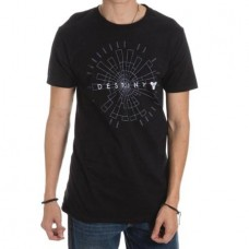 DESTINY LOGO BLACK T/S XL
