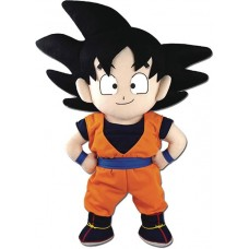 DBZ GOKU 18IN PLUSH