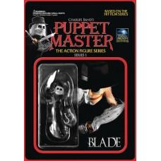PUPPETMASTER ACTION FIGURE SERIES BLADE AF (MR)