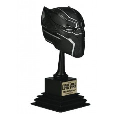 CAPTAIN AMERICA CIVIL WAR BLACK PANTHER REPLICA HELMET (Net)