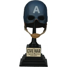 CAPTAIN AMERICA CIVIL WAR CAPTAIN AMERICA REPLICA HELMET (Ne
