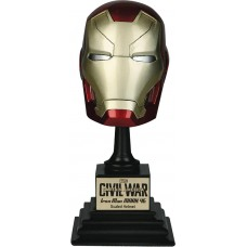 CAPTAIN AMERICA CIVIL WAR IRON MAN REPLICA HELMET (Net)