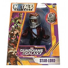 METALS MARVEL GOTG STARLORD 4IN DIE-CAST FIG (Net)