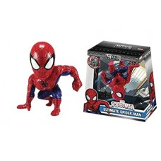 METALS MARVEL SPIDER-MAN 6IN DIE-CAST FIG (Net)