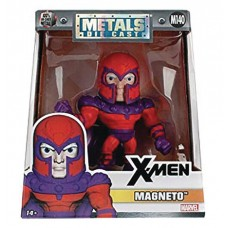 METALS MARVEL X-MEN MAGNETO 4IN DIE-CAST FIG (Net)