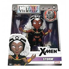 METALS MARVEL X-MEN STORM 4IN DIE-CAST FIG (Net)