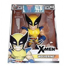 METALS MARVEL X-MEN WOLVERINE 4IN DIE-CAST FIG (Net)