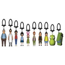 BOBS BURGERS FIGURE HANGERS 24PC BMB DS