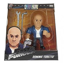 METALS FAST & FURIOUS DOM 6IN DIE-CAST FIG (Net)