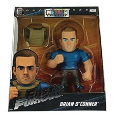 METALS FAST & FURIOUS BRIAN 6IN DIE-CAST FIG (Net)