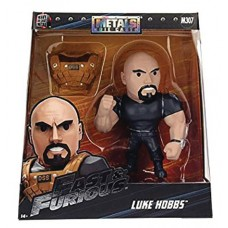 METALS FAST & FURIOUS HOBBS 6IN DIE-CAST FIG (Net)