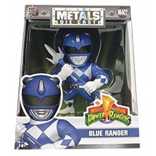 METALS MMPR BLUE RANGER 4IN DIE-CAST FIG (Net)
