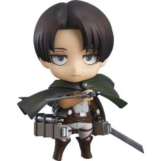 ATTACK ON TITAN LEVI NENDOROID