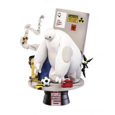 BIG HERO 6 DS-003 D-SELECT SERIES PX 6IN STATUE (Net)