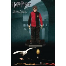 HP GOBLET OF FIRE 1/8 HARRY AF TRIWIZARD C W/ FLASH VER (Net