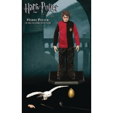 HP GOBLET OF FIRE 1/8 HARRY AF TRIWIZARD D VER (Net)