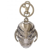 AOU ULTRON HEAD PEWTER KEYRING 6PC BAG