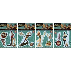 DC BOMBSHELLS PX DECAL PACK 3