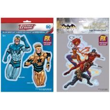 DC COMICS PX DECAL 2-PACK