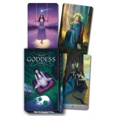 TRIPLE GODDESS TAROT DECK