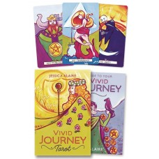 VIVID JOURNEY TAROT DECK