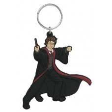 090117RY POTTER SOFT TOUCH PVC KEY RING