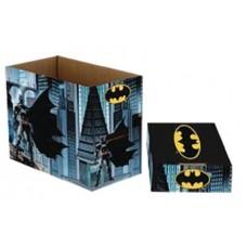 DC COMICS BATMAN 5 PK SHORT COMIC STORAGE BOX