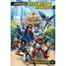 MUTANTS AND MASTERMINDS RPG BASIC HERO HANDBOOK HC
