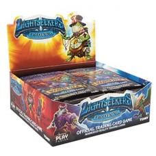LIGHTSEEKERS CARD GAME BOOSTER PACK DISPLAY (Net)