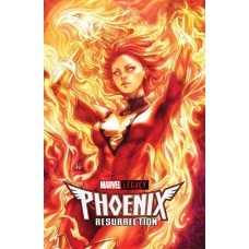PHOENIX RESURRECTION RETURN JEAN GREY #1 (OF 5) ARTGERM VARIANT
