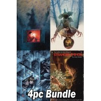 STRANGER THINGS #2 CVR A B C D 4PC BUNDLE SET