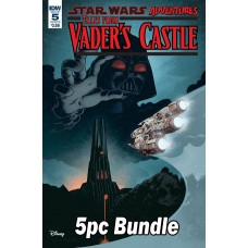 STAR WARS TALES FROM VADERS CASTLE #1 - #5 CVR B 5PC BUNDLE SET