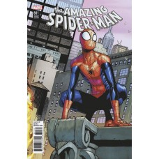 AMAZING SPIDER-MAN RAMOS CONNECTING VARIANT 1ST TIME OFFERED