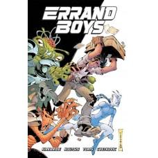 ERRAND BOYS #1 (OF 5) CVR A KOUTSIS