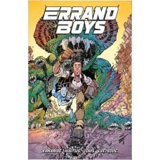 ERRAND BOYS #1 (OF 5) CVR B LARSEN