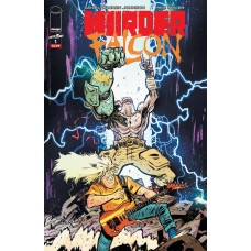 MURDER FALCON #1