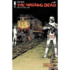 WALKING DEAD #184 CVR A ADLARD & STEWART (MR)