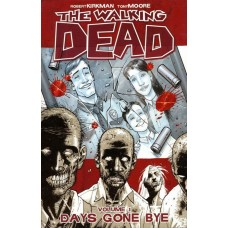 WALKING DEAD TP VOL 01 DAYS GONE BYE W PTG) (MR)