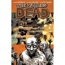 WALKING DEAD TP VOL 20 ALL OUT WAR PT 01 (MR)