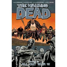 WALKING DEAD TP VOL 21 ALL OUT WAR PT 02 (MR)