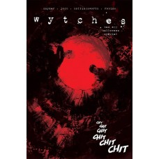 WYTCHES BAG EGG HALLOWEEN SPEC (ONE-SHOT) (MR)
