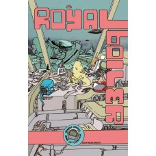 ROYALBOILER BRANDON GRAHAM DRAWN OUT COLL TP (MR)