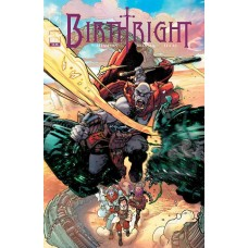BIRTHRIGHT #32