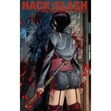 HACK SLASH RESURRECTION #12 CVR B LEISTER (MR)