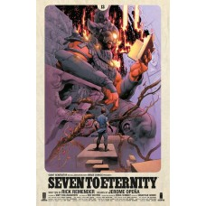 SEVEN TO ETERNITY #13 CVR A OPENA & HOLLINGSWORTH