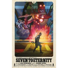 SEVEN TO ETERNITY #13 CVR B EDWARDS