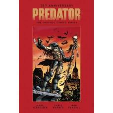 PREDATOR ORIGINAL COMICS SERIES 1989-1996 HC